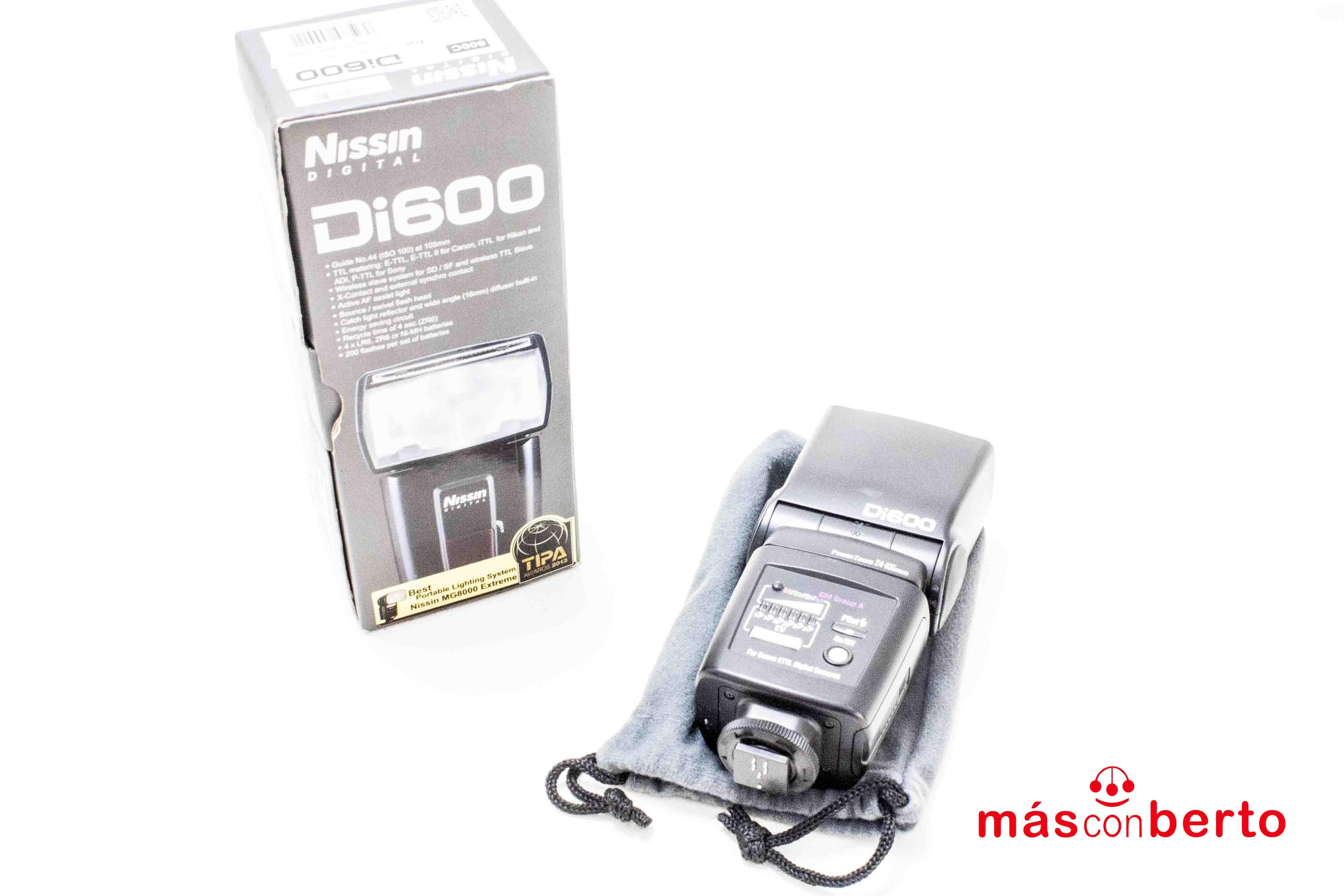 Flash Nissin Di600