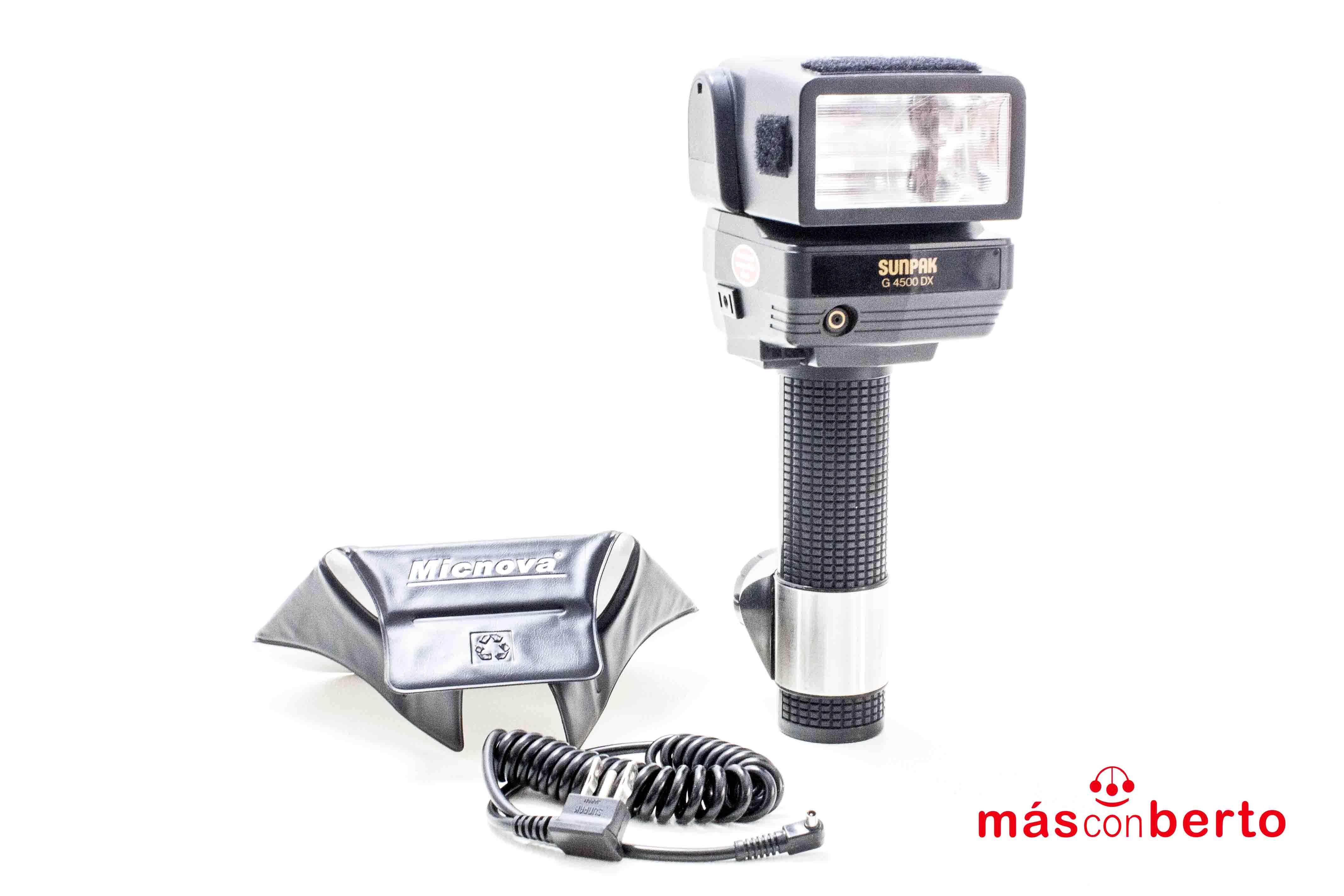 Flash Sunpak G4500 DX