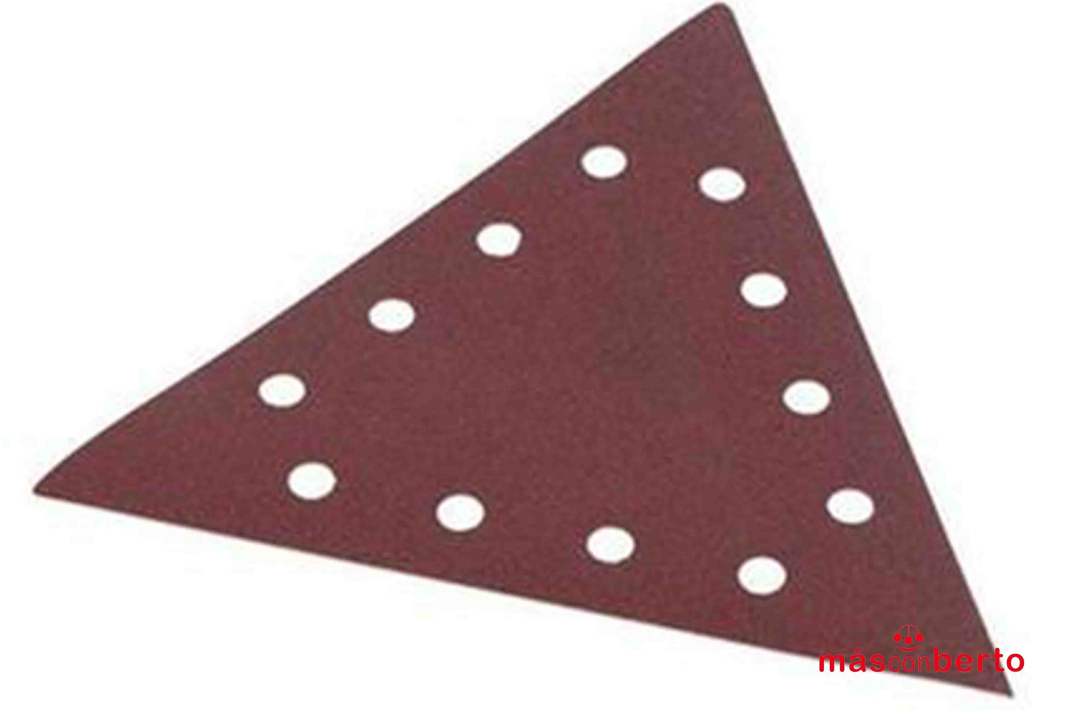 Lija Velcro Triangular...