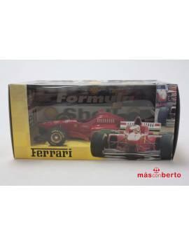 Maqueta coche Ferrari...