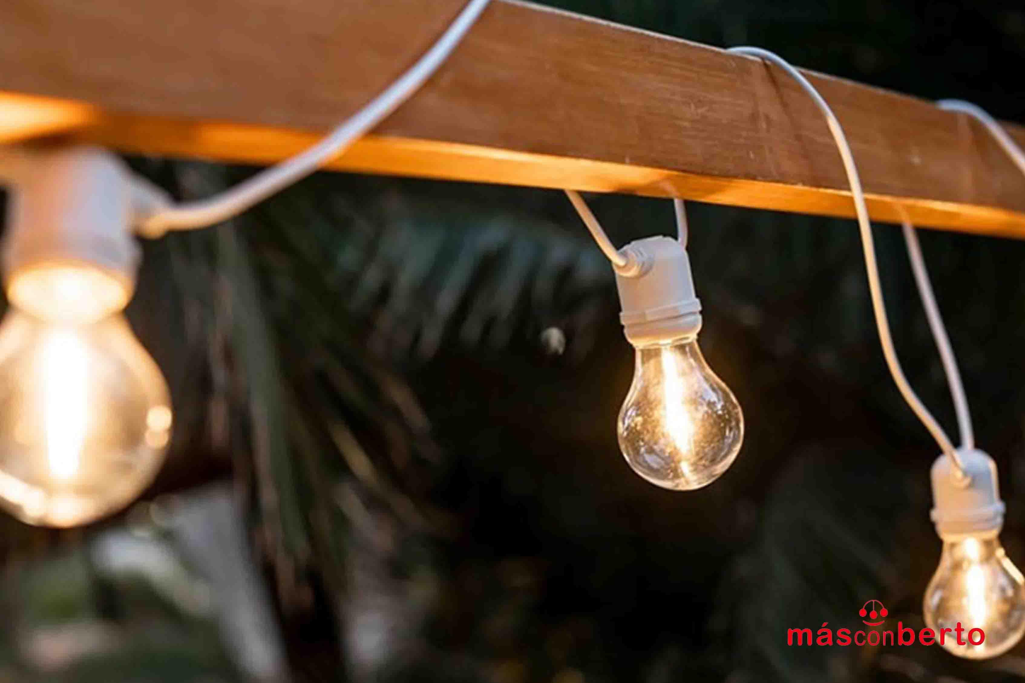 Guirnalda solar Allegra 10...