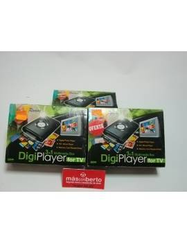 DigiPlayer para TV