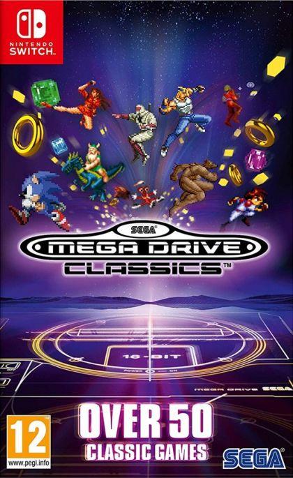 Juego Nintendo Switch Mega...