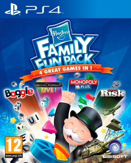 Juego PS4 Monopoly Family...