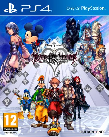 Juego PS4 Kingdom Hearts HD...