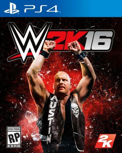 Juego PS4 WWE 2K16