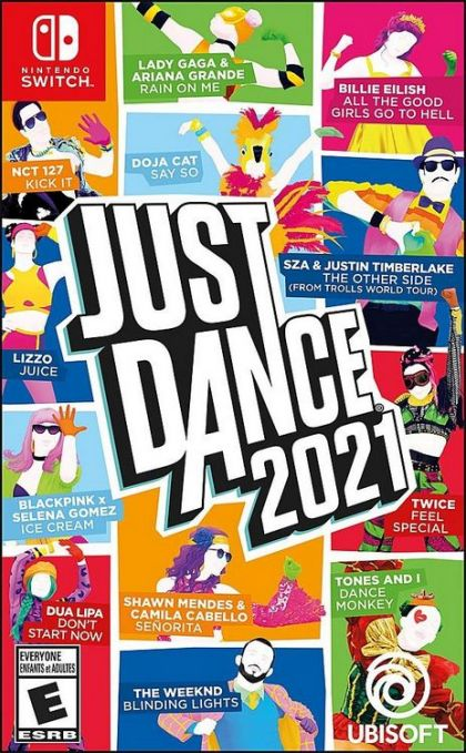 Juego Switch Just Dance 2021