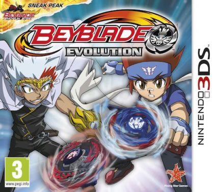 Juego Nintendo 3DS Beyblade...