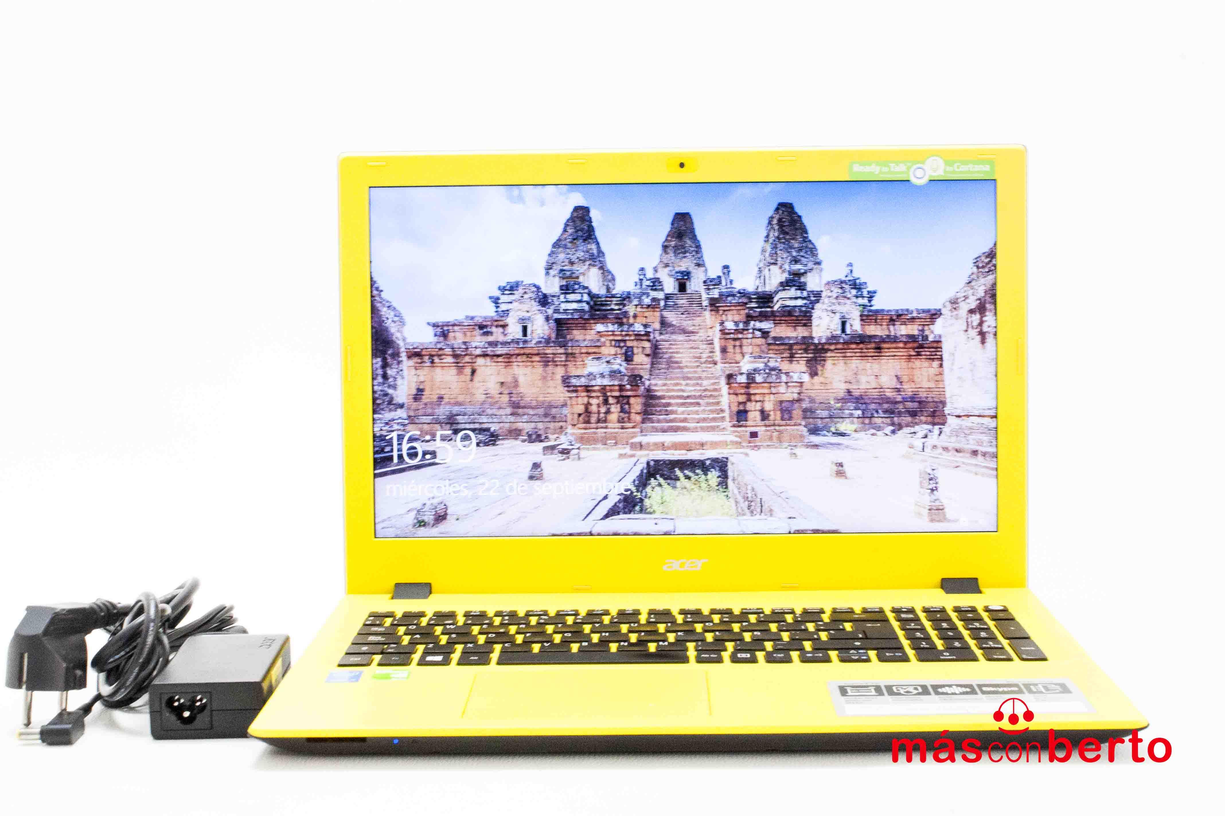 Portátil Acer E5-573