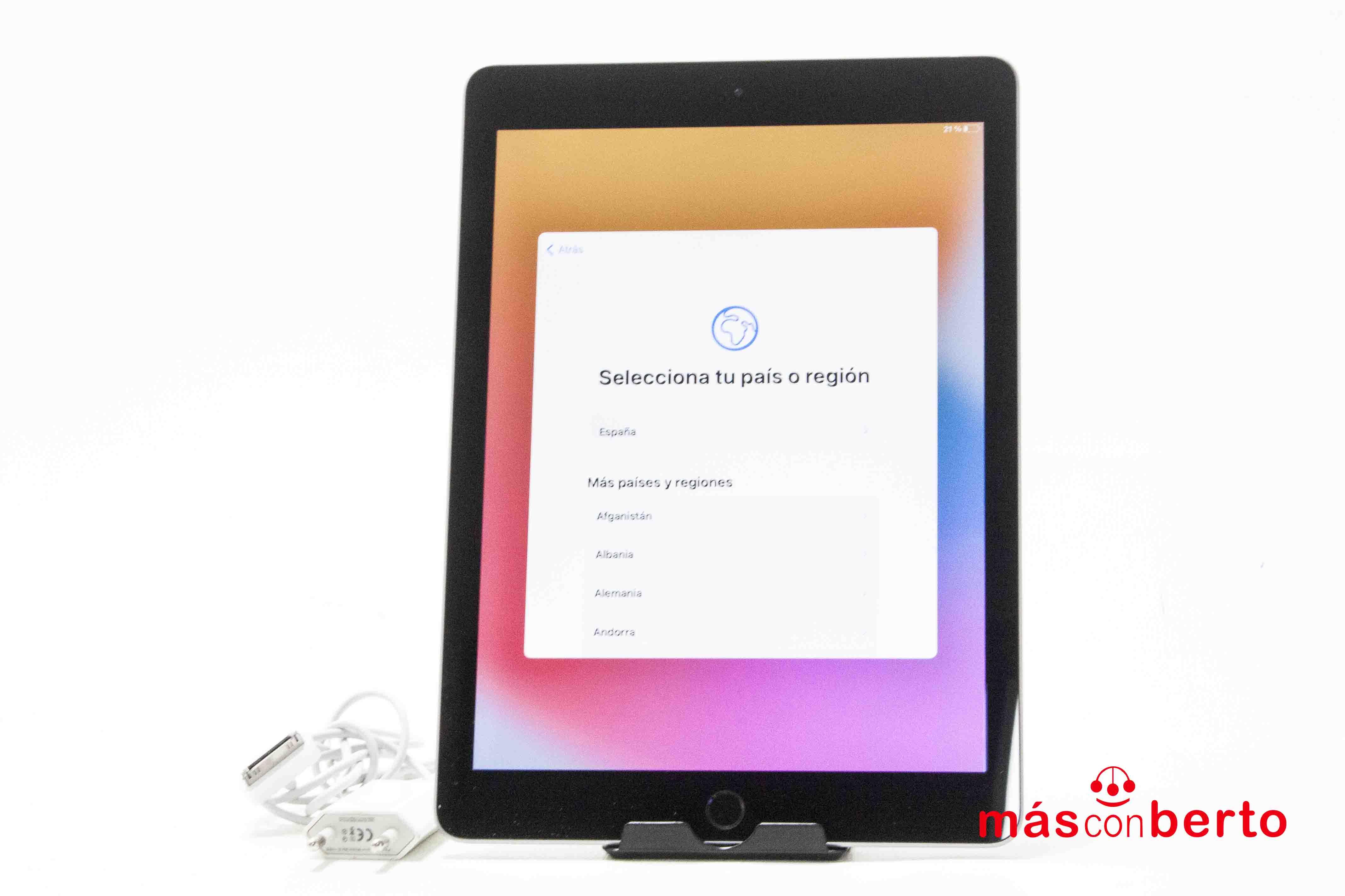 Tablet Ipad 6ªgen MR7F2TY/A...