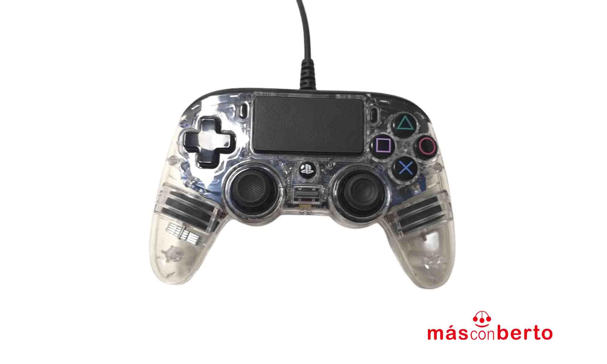 Mando compatible PS4...