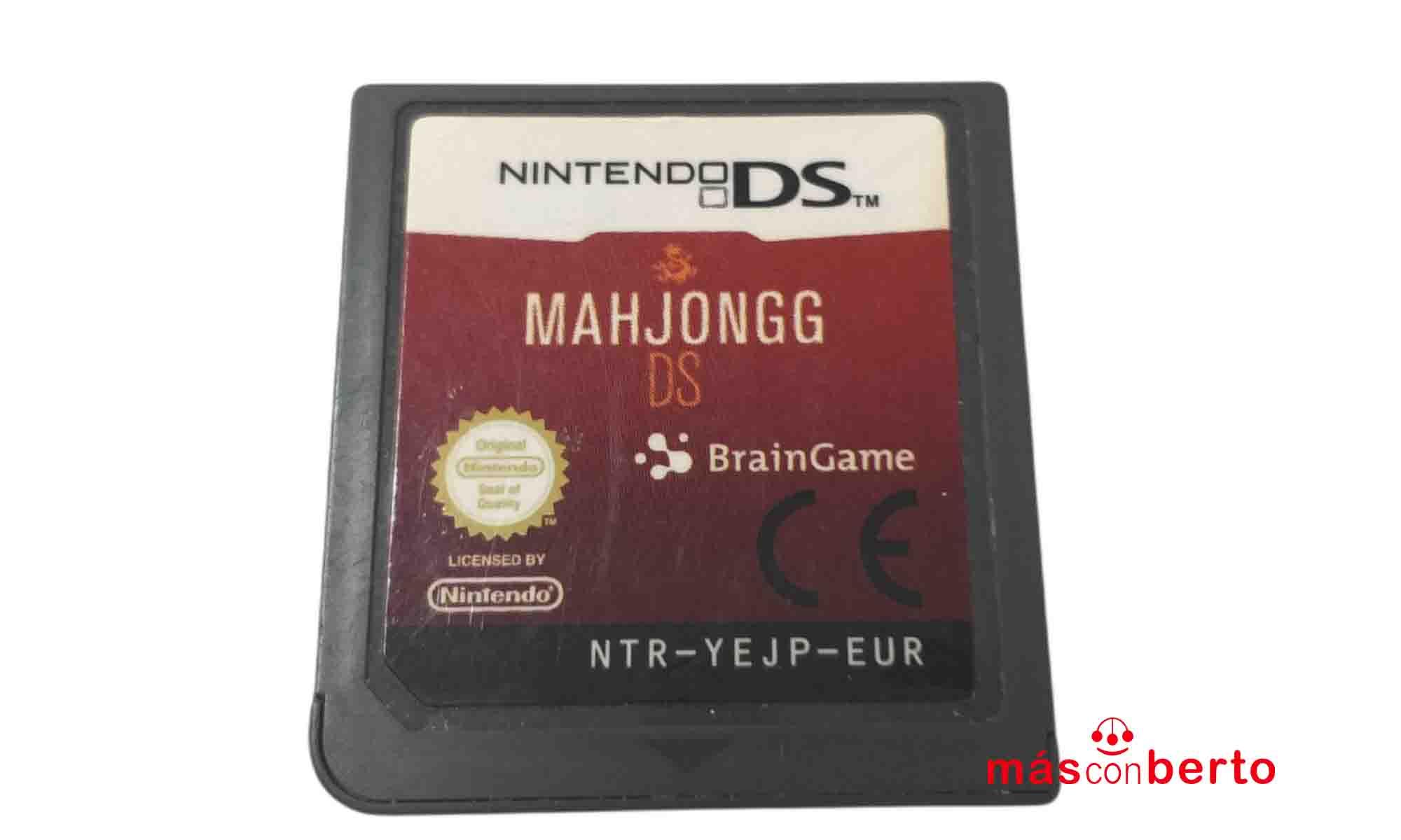 Juego Nintendo DS Mahjongg...