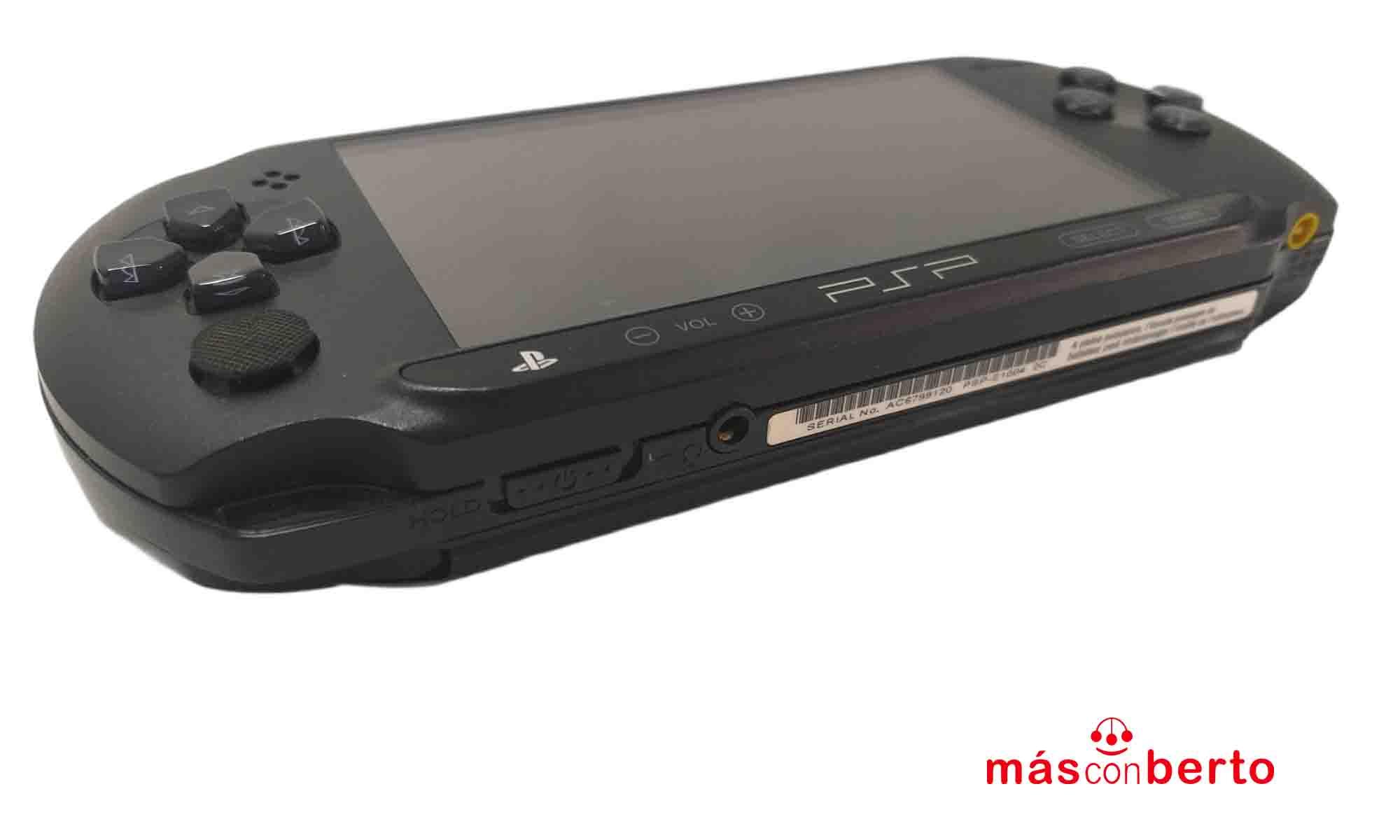 Consola Sony PSP Negra