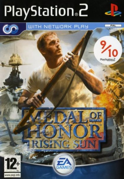 Juego PS2 Medal of Honor...