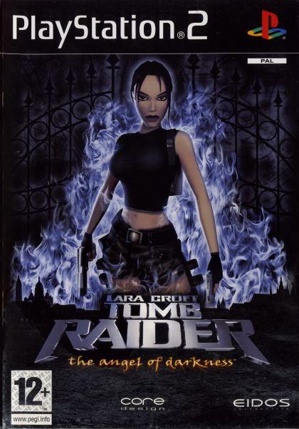 Juego PS2 Lara Croft Tomb...