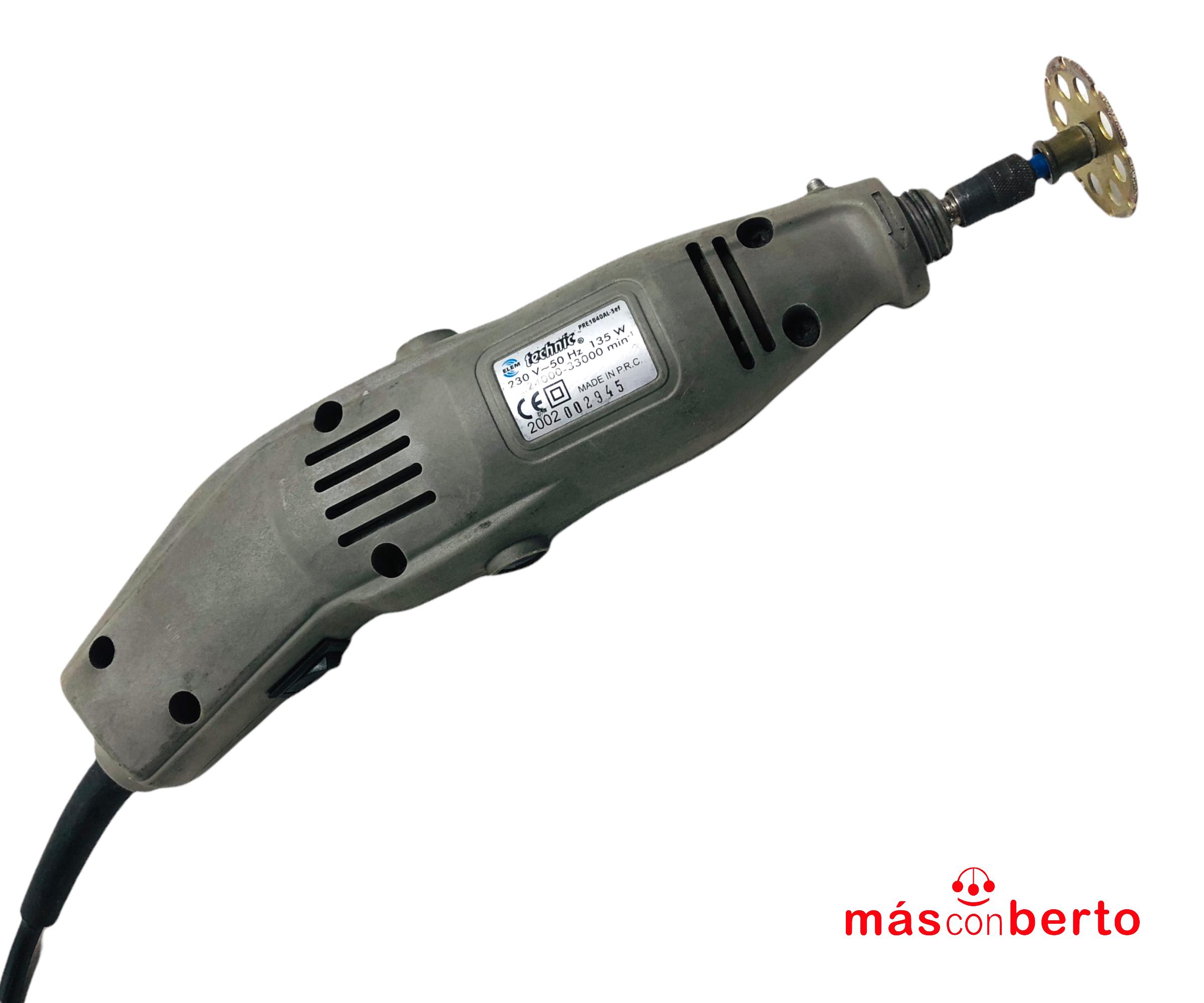 Multiherramienta Technic 135W