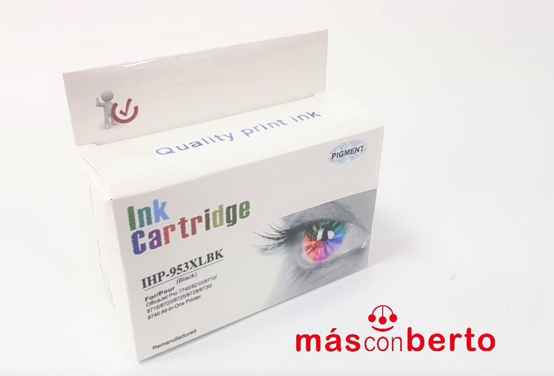 Cartucho compatible IHP-304BXL