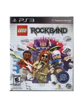 Juego PS3 Rockband Lego