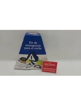 Kit de emergencia para coche