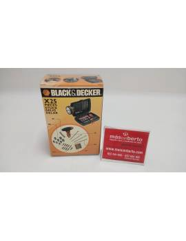 Kit multiusos black and decker