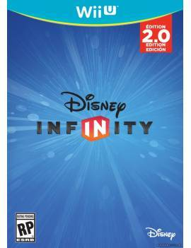 Juego Wii U Infinity Play...