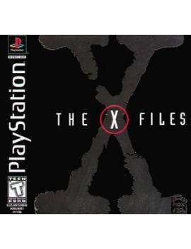 Juego PS1 The X Files