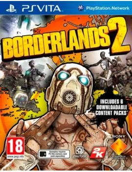 Juego PS Vita Borderlands 2