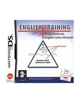 Juego DS English Training