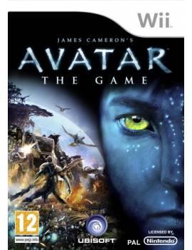 Juego Wii Avatar El videojuego