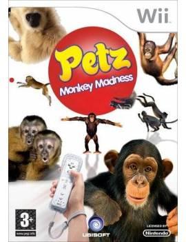 Juego Wii Animalz Monkeyz Area