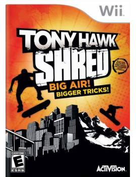 Juego Wii Tony Hawk Shred...