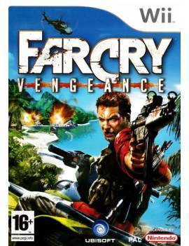 Juego Wii Farcry Vengeance