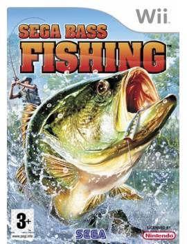 Juego Wii Sega Bass Fishing