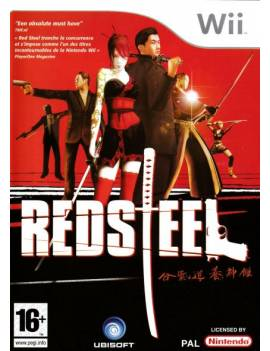 Juego Wii Red Steel