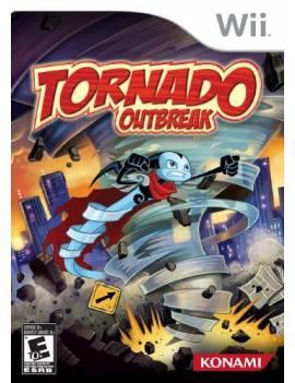 Juego Wii Tornado Outbreak