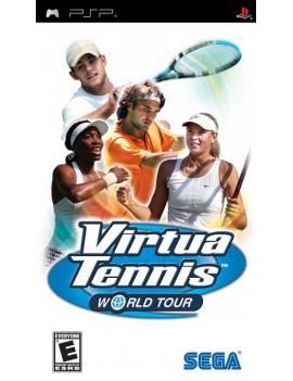 Juego PSP Virtua Tennis...
