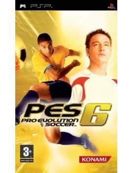 Juego PSP Pro Evolution...