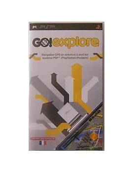 Juego PSP Go Explore