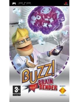 Juego PSP Buzz cerebros en...