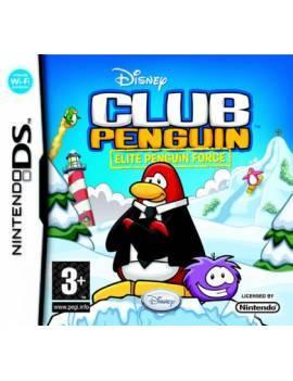 Juego DS Club Penguin...