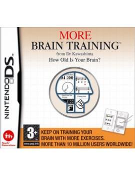 Juego DS Mas Brain Training