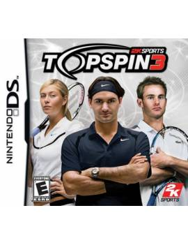 Juego DS Top Spin 3