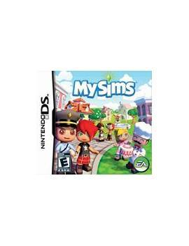 Juego DS My Sims