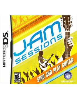 Juego DS Jam Sessions