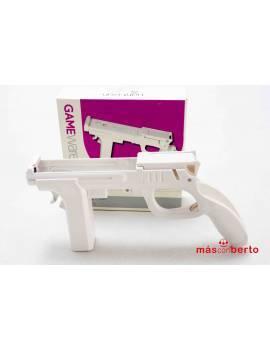 Pistola WII color blanca