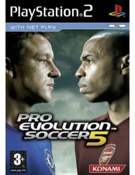 Juego PS2 Pro evolution...