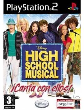 Juego PS2 High School Musical
