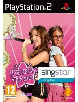 Juego PS2 Singstar Patito Feo