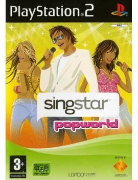 Juego PS2 Singstar Pop