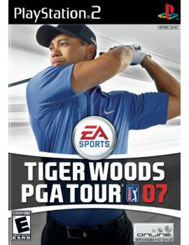 Juego PS2 Tiger Woods 07